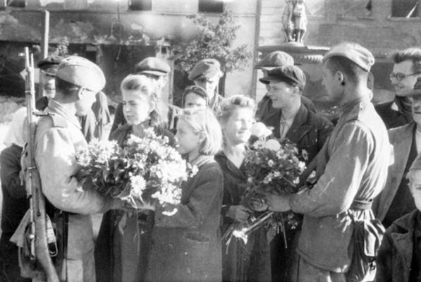 Освобождение Польшы